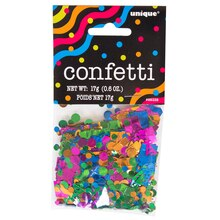 Foil Neon Birthday Confetti, 0.6oz